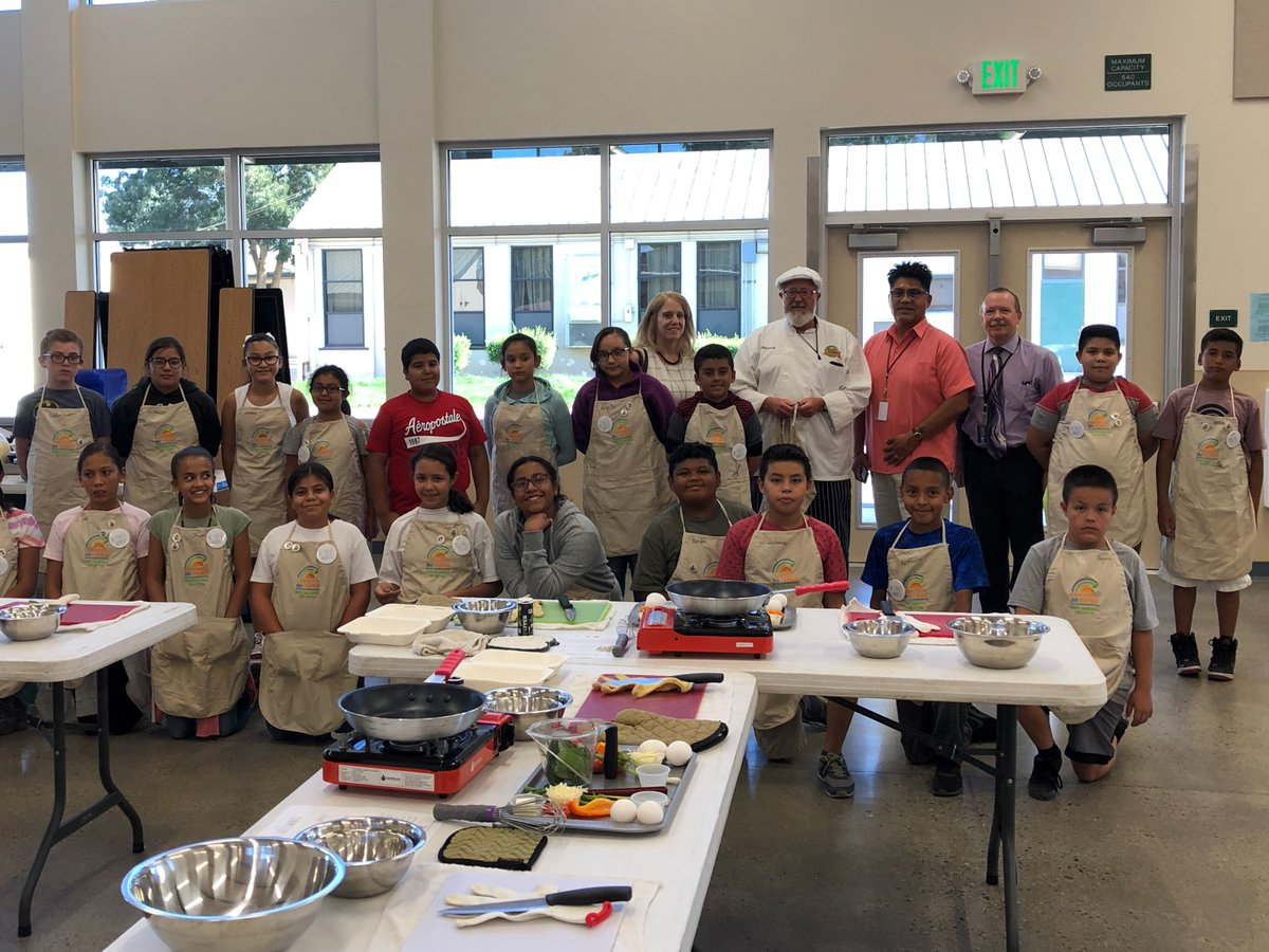 ASES Junior Chef Program